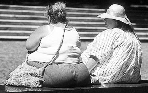 Почему толстые люди не платя…