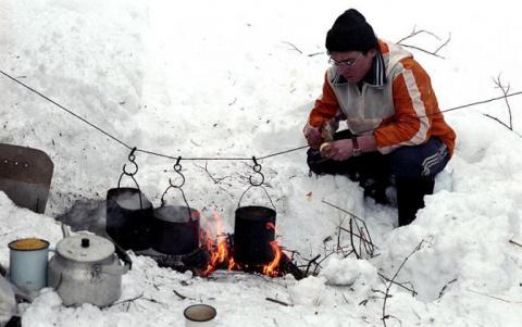 Русские будут жрать снег!
