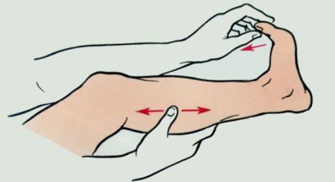 Ночные судороги ног: внимани…