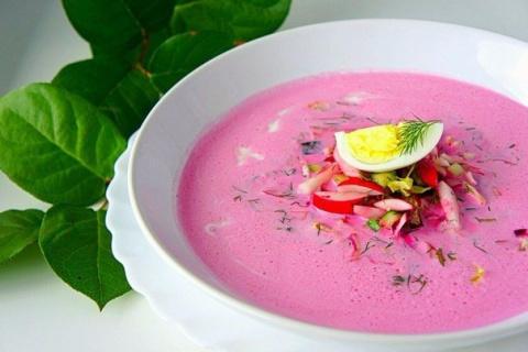 Освежающий летний суп со све…