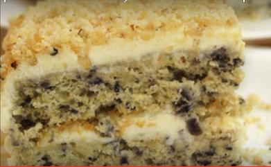 Пирожное Белочка - видео рецепт