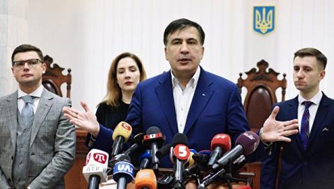 На Украину происходит давлен…