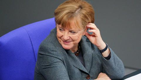 СМИ узнали, что Меркель план…