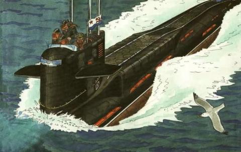 """""""Куда он денется с подводной лодки?"""""""