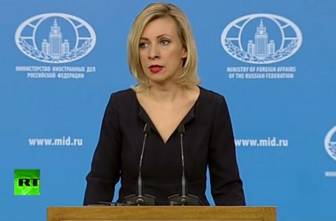 Мария Захарова прокомментировала заявление WADA  об отсутствии доказательств в докладе Макларена