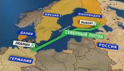 Северный поток-2: каковы шан…