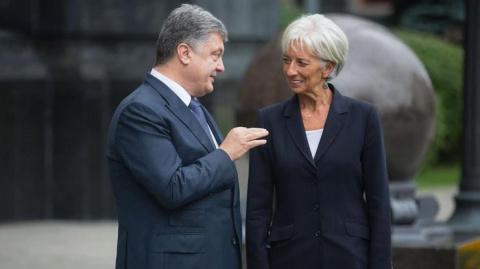 МВФ выделил Украине еще $1 м…