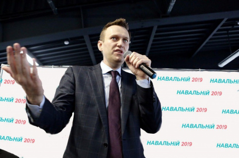 Навального одобрили на Украине. Забирайте!