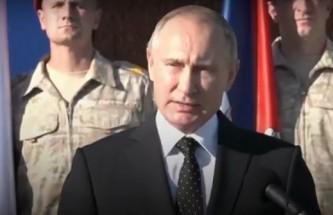 Путин поблагодарил военных з…