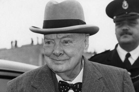 Обнаружены записи Уинстона Черчилля о внеземной жизни