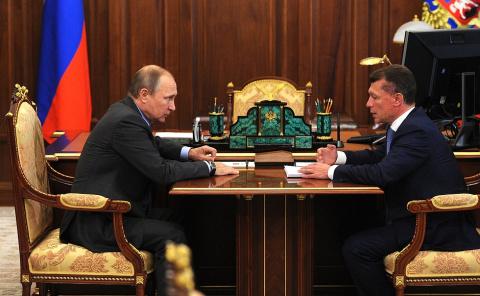 Встреча с Министром труда и социальной защиты Максимом Топилиным