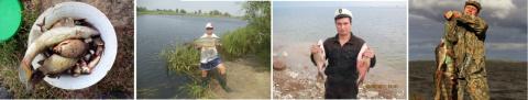 """№518. Фотоконкурс """"Мой улов""""  Фото отчет о своей рыбалке. Лето 2011года."""
