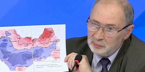 Метеорологи пообещали россия…