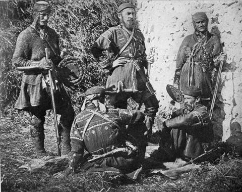 Хевсуры: почему этот грузинский народ считают потомками крестоносцев