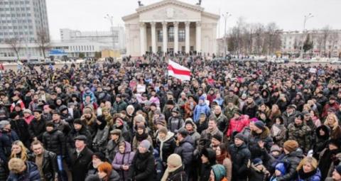 Майдан в Белоруссии, бвахаха
