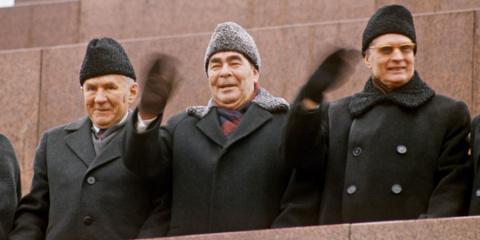 Пугачева и Ko: мумии политбю…