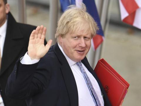 Independent:  Борис Джонсон …