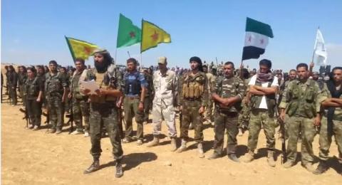 В курдском ополчении заявили о гибели 17 турецких солдат на севере Сирии