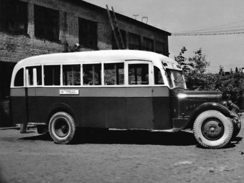 Забытые автобусы Автотранспортного Управления Ленсовета