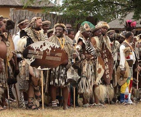 В мире остались племена, которые отстаивают свою среду обитания