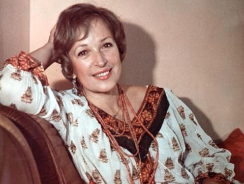 Актриса, которую признали «женщиной тысячелетия»