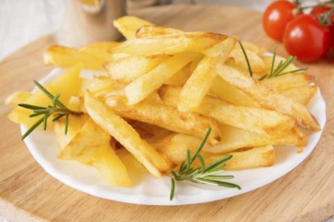 Жареная картошка. Рецепты ра…