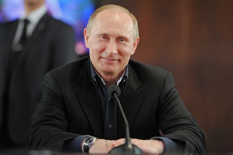 Как думаете, дадут Путину Нобелевскую премию мира?