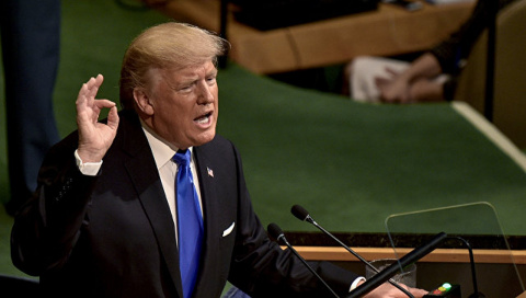 Кого Трамп боится на самом деле. К грозной речи в ООН. Анатолий Вассерман