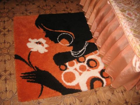 Мягкий коврик своими руками …