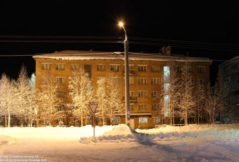 Призрак в окне печорского общежития