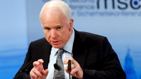 Маккейн: Путин превратит Сир…