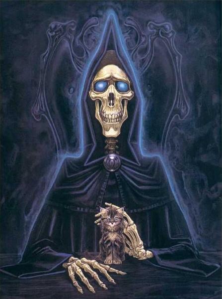 Злые шутки смерти (-6 конец)