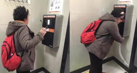 В Китае борются с одной из главных проблем памятников культуры — ворами туалетной бумаги
