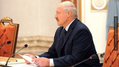 Симуляция майдана: Лукашенко…