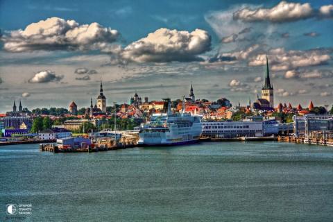 Таллинн – жемчужина стран Балтии, средневековая столица Эстонии