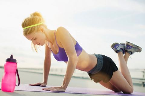 Как создать идеальное тело: 10 советов от фитнес-блогеров