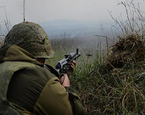 Боевики напали на полк Росгв…