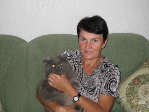 Лидия Новоселова