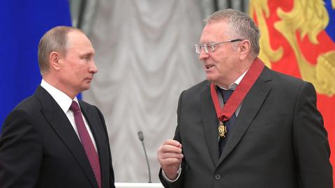 Прогноз на 2017 год от Жириновского. Обычно все сбывается