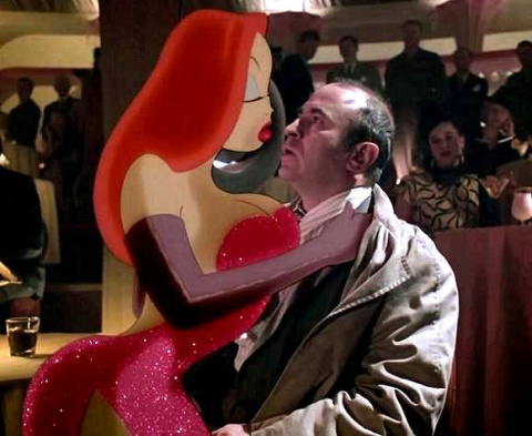 Jessica Rabbit - Why don't you do right