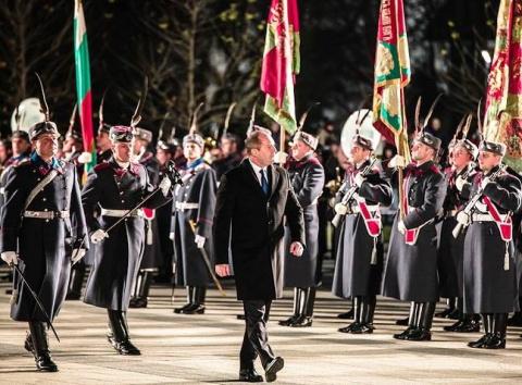 Президент Болгарии вспомнил …