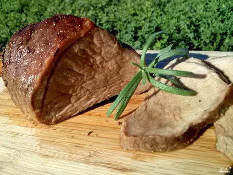 Ростбиф из говядины классиче…