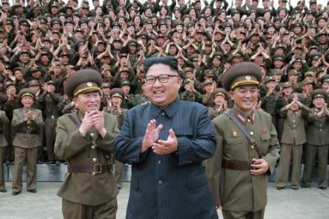 """""""Северная Корея ведет себя р…"""