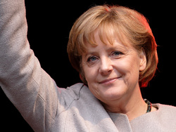 Меркель признала Крым российским