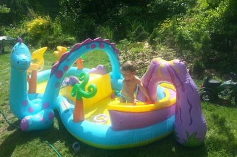 Водные забавы. Выбираем детс…