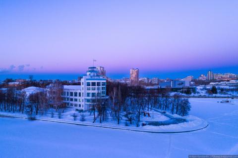 Спортивная база «Динамо»
