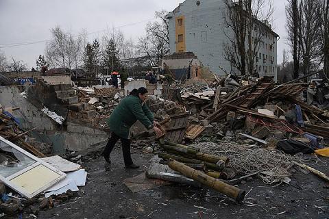 СК России: Киев разбомбил на Донбассе еще 20 жилых домов