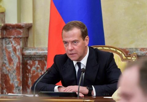 """Медведев: США хотят похоронить """"Северный поток — 2"""""""