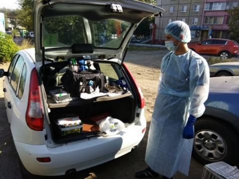 Фельдшер-волонтер из Челябинска лечит нищих и бездомных
