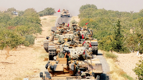 Сирия: Африн готовится к боям